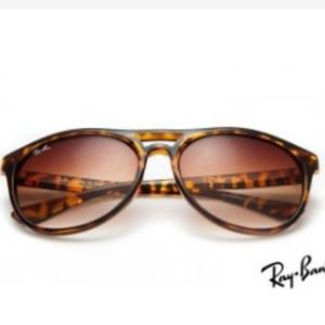 Ray Ban RB4170 Cats 5000 Tortoise Sunglasses